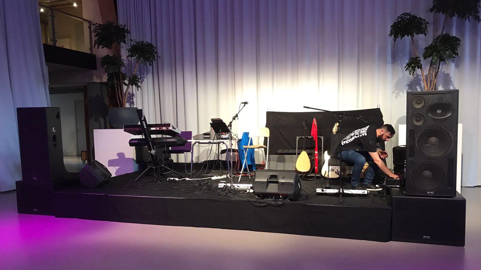 Podiumdelen podium